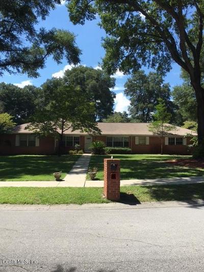 Ocala Rental For Rent: 4703 SE 14th Street