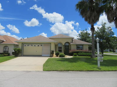Ocala Single Family Home For Sale: 11173 SW 73rd Terrace