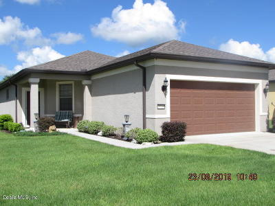 Stone Creek Single Family Home For Sale: 7735 SW 94th Circle