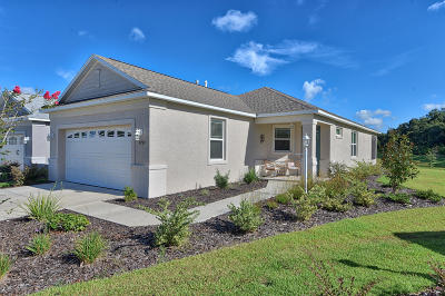 Ocala Single Family Home For Sale: 7781 SW 86th Loop
