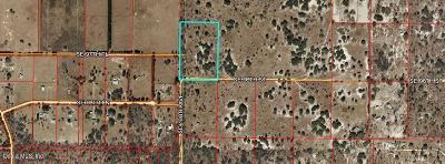 Dunnellon FL Residential Lots & Land For Sale: $72,500