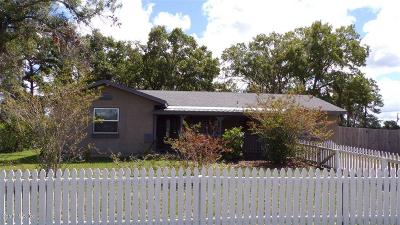 Ocala FL Single Family Home For Sale: $81,000