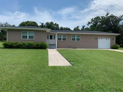 Belleview Single Family Home For Sale: 5236 SE 115th Place