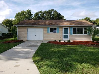 Oak Run, Oak Run Eagles Point Single Family Home For Sale: 10920 SW 87th Court