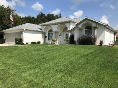 Ocala Palms Single Family Home For Sale: 5165 NW 20th Place