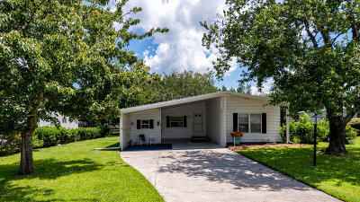 Ocala Mobile/Manufactured For Sale: 8091 SW 64th Avenue