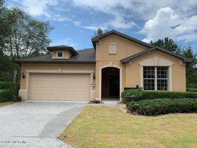 Ocala Single Family Home For Sale: 9162 SW 65th Loop