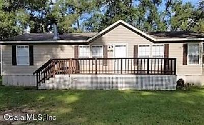 Ocala Mobile/Manufactured For Sale: 8082 SW 38th Avenue