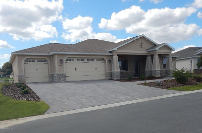 Ocala Single Family Home For Sale: 9285 SW 89th Loop