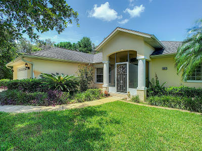 Citrus County Single Family Home For Sale: 2912 S Cygnet Terrace