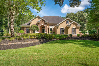 Ocala Single Family Home For Sale: 1435 SE 73rd Place