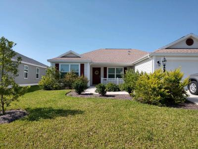 The Villages Single Family Home For Sale: 3118 Sweetgum Street