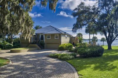 Summerfield Single Family Home For Sale: 10395 SE Sunset Harbor Road
