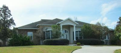 Ocala Single Family Home For Sale: 4826 SE 11th Place