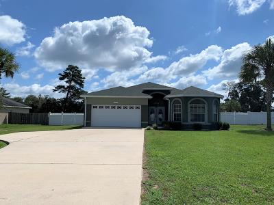 Ocala Waterway Single Family Home For Sale: 10411 SW 49th Avenue