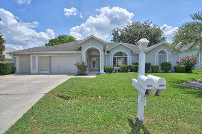 Ocala Palms Single Family Home For Sale: 2435 NW 53rd Ave Road