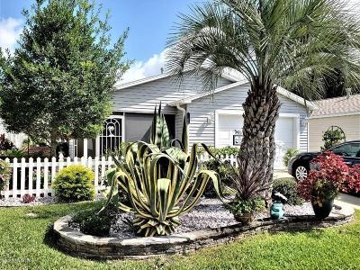The Villages Condo/Townhouse For Sale: 2834 Barboza Drive