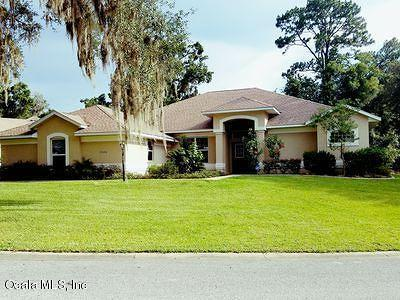 Dunnellon Single Family Home For Sale: 19680 SW 82nd Loop