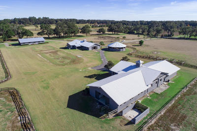 Citra Farm For Sale: 1441 E Highway 316