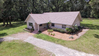 Marion County Farm For Sale: 11725 NE Hwy 315