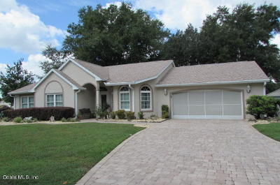 Single Family Home For Sale: 7214 SW 115th Lane