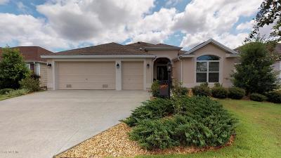 The Villages Single Family Home For Sale: 3003 Harvest Court