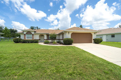 Belleview Single Family Home For Sale: 4371 SE 108th Lane