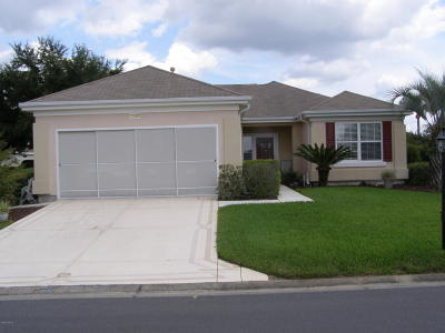 Spruce Creek Gc Single Family Home For Sale: 12499 SE 94th Court
