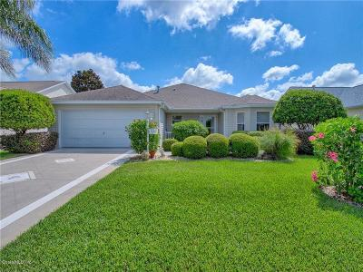 The Villages Single Family Home For Sale: 2556 Caribe Drive