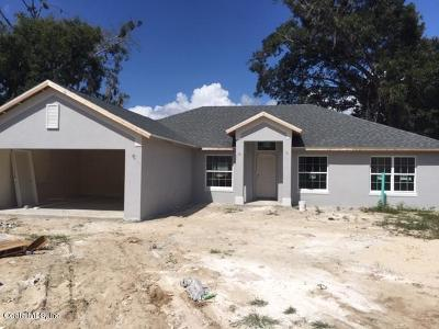 Ocala Single Family Home For Sale: 4411 SE 32nd Place