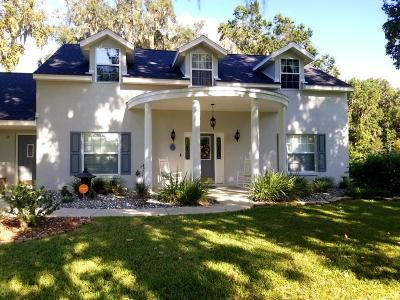 Ocala Single Family Home For Sale: 8133 SE 12 Ct