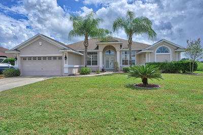 Belleview Single Family Home For Sale: 10181 SE 67th Terrace