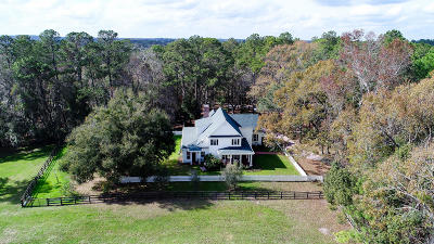 Ocala Farm For Sale: 10030 NW 225a