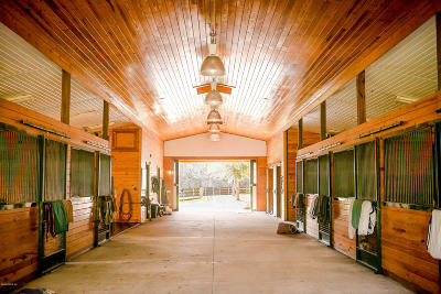 Ocala Farm For Sale: 10020 NW Hwy 225a