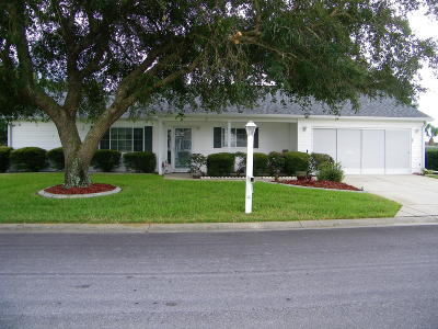 Spruce Creek Pr Single Family Home For Sale: 11482 SW 138th Lane