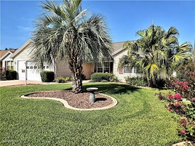 The Villages Single Family Home For Sale: 17664 SE 81st Wynstone Avenue