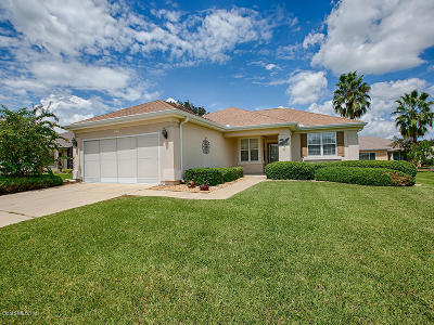 Spruce Creek Gc Single Family Home For Sale: 13112 SE 93rd Terrace Road