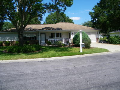 Dunnellon Single Family Home For Sale: 11739 SW 137th Loop