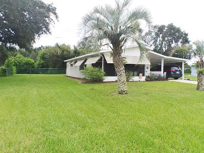 Single Family Home For Sale: 9180 SW 104th Lane