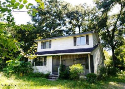 Single Family Home For Auction: 13975 SE 51st Court