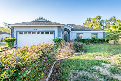 Ocala Waterway Single Family Home For Sale: 4880 SW 106th Street