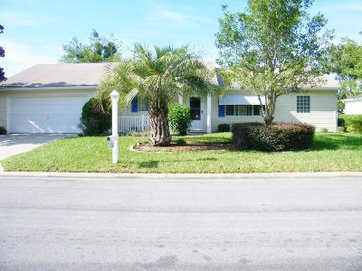 Spruce Creek Pr Single Family Home For Sale: 11395 SW 139th Place
