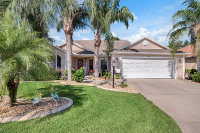 The Villages Single Family Home For Sale: 17073 SE 76th Creekside Circle
