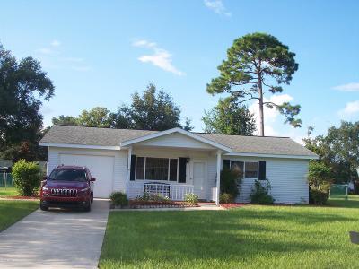 Single Family Home For Sale: 8171 SW 107th Lane Lane