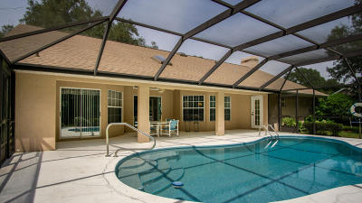 Dunnellon Single Family Home For Sale: 9600 SW 194th Circle