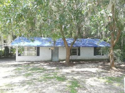 Belleview Single Family Home For Sale: 10930 SE 54th Avenue