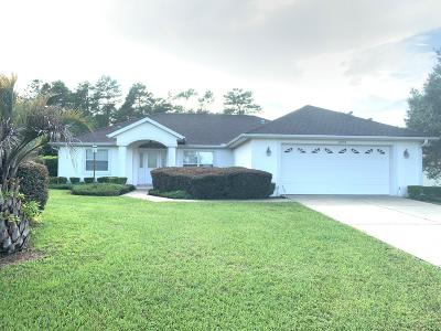 Ocala Waterway Single Family Home For Sale: 10450 SW 47th Avenue