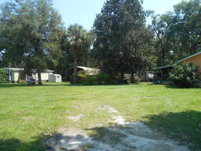 Fort McCoy Single Family Home For Sale: 15545 NE 150th Court