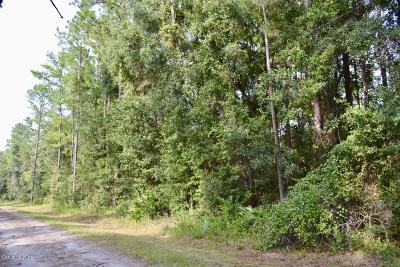 Citra Residential Lots & Land For Sale: NE 67th Court