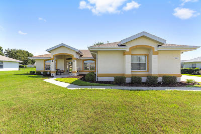 Majestic Oaks Single Family Home For Sale: 8665 SW 55th Court